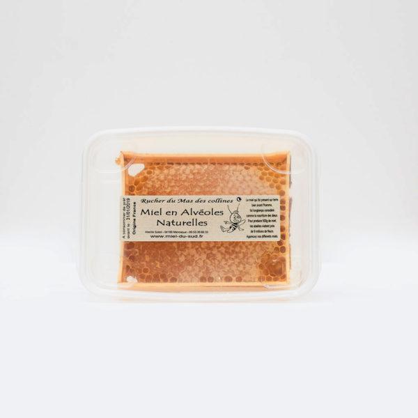 Miel du sud Miel en alvéoles naturelles