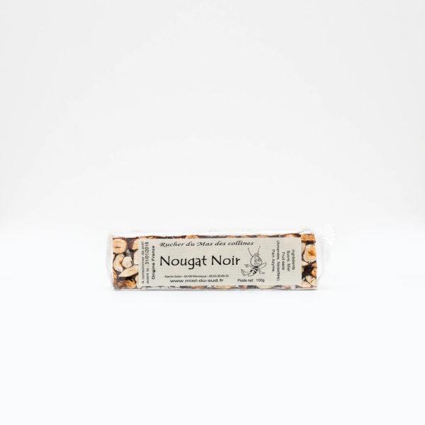 Miel du sud Nougat Noir