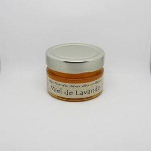Miel de Lavande pot 125g - Origine France
